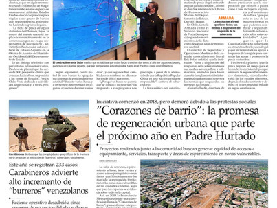"""""""Corazones de barrio"""" la promesa de..."""