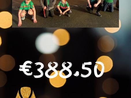 Irish Childhood Cancer Foundation Fundraiser