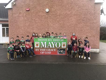 Mayo Day💚❤️