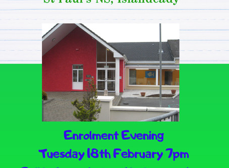 Enrolment Evening