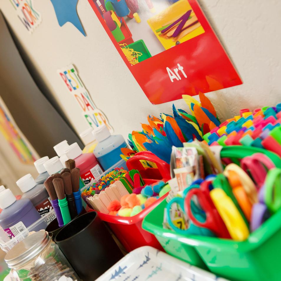 Variety Arts & Crafts Materials
