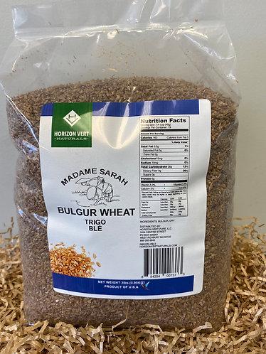 Bulgar wheat (Ble/trigo)