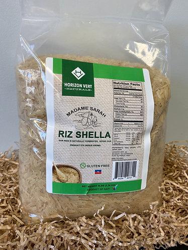White Shella Rice 5 lbs