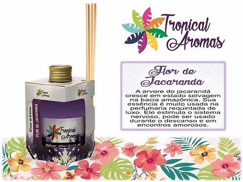 DIFUSOR TROPICAL AROMAS CAIXINHA FLOR DE JACARANDA