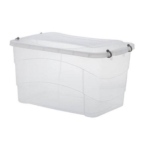 Caixa organizadora 50L Pratic Box 177