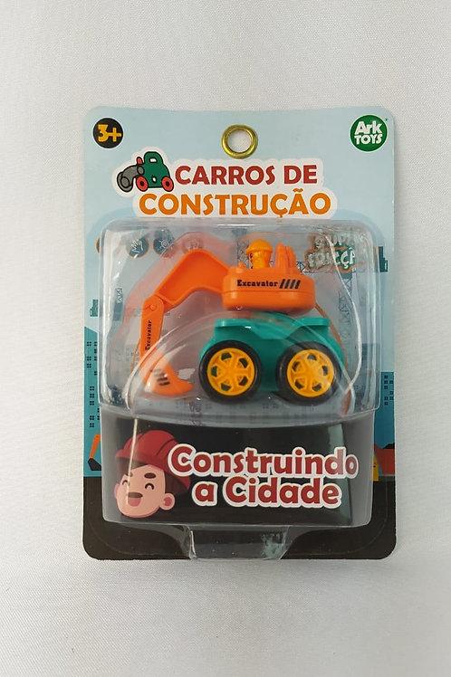 CARROS DE CONSTRUÇÃO A FRICÇÃO PULL BACK AKT3747