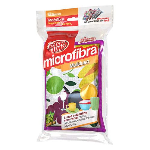 Esponja microfibra multiuso fruits EDM-F