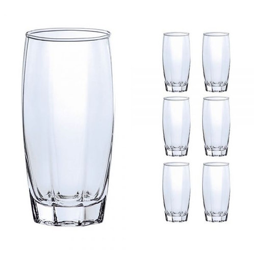 Conjunto 6 copos Florence 370ml