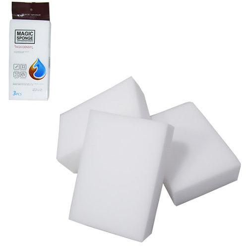 Esponja mágica para manchas difíceis 10x7x3 BA3226