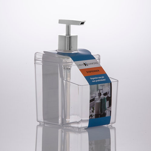 Dispenser Porta detergente 570 ml Diamond Paramount 1247
