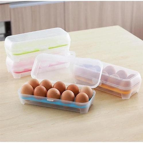 Bandeja de ovos plástico 10 ovos