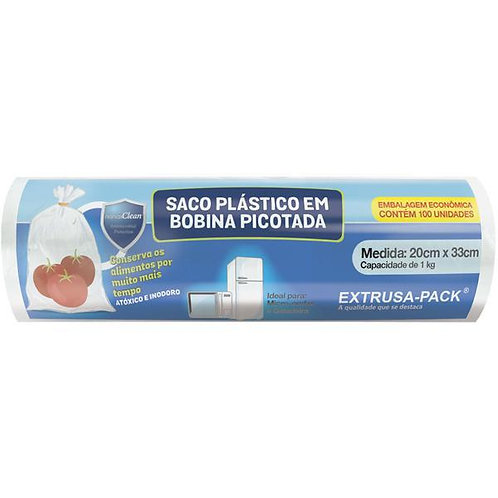 EXPK - BOB. PICOTADA EXTRUSA-PACK 20X33 -