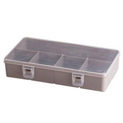 Caixa de Plástico Organizadora M com 5 Divisórias
