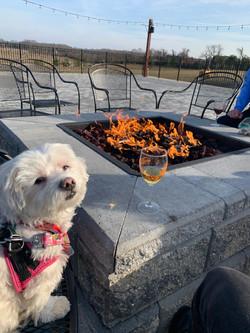 Chloe Fire pit