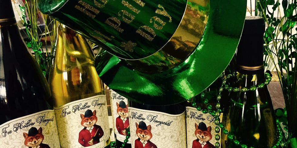St. Patrick's Irish Dinner & Music
