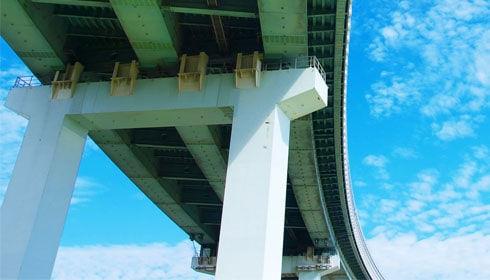 鋼製橋脚 兵庫県,スリットダムB型 兵庫県,鉄骨 兵庫県
