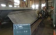 溶接H形鋼,形鋼,溶接,溶接軽量H形鋼,H形鋼,構造用,土木,建築 柱