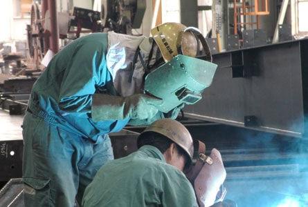 モノづくり 兵庫県,溶接 兵庫県,鋼構造物 兵庫県,建築物 兵庫県