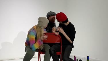 Misunderdance - Drinking Red