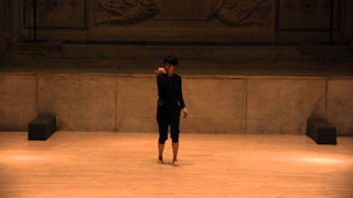 Excerpt and Variation of Decoding Movement (solo)