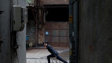 틈 - 문래동   The Crack - Mulae dong