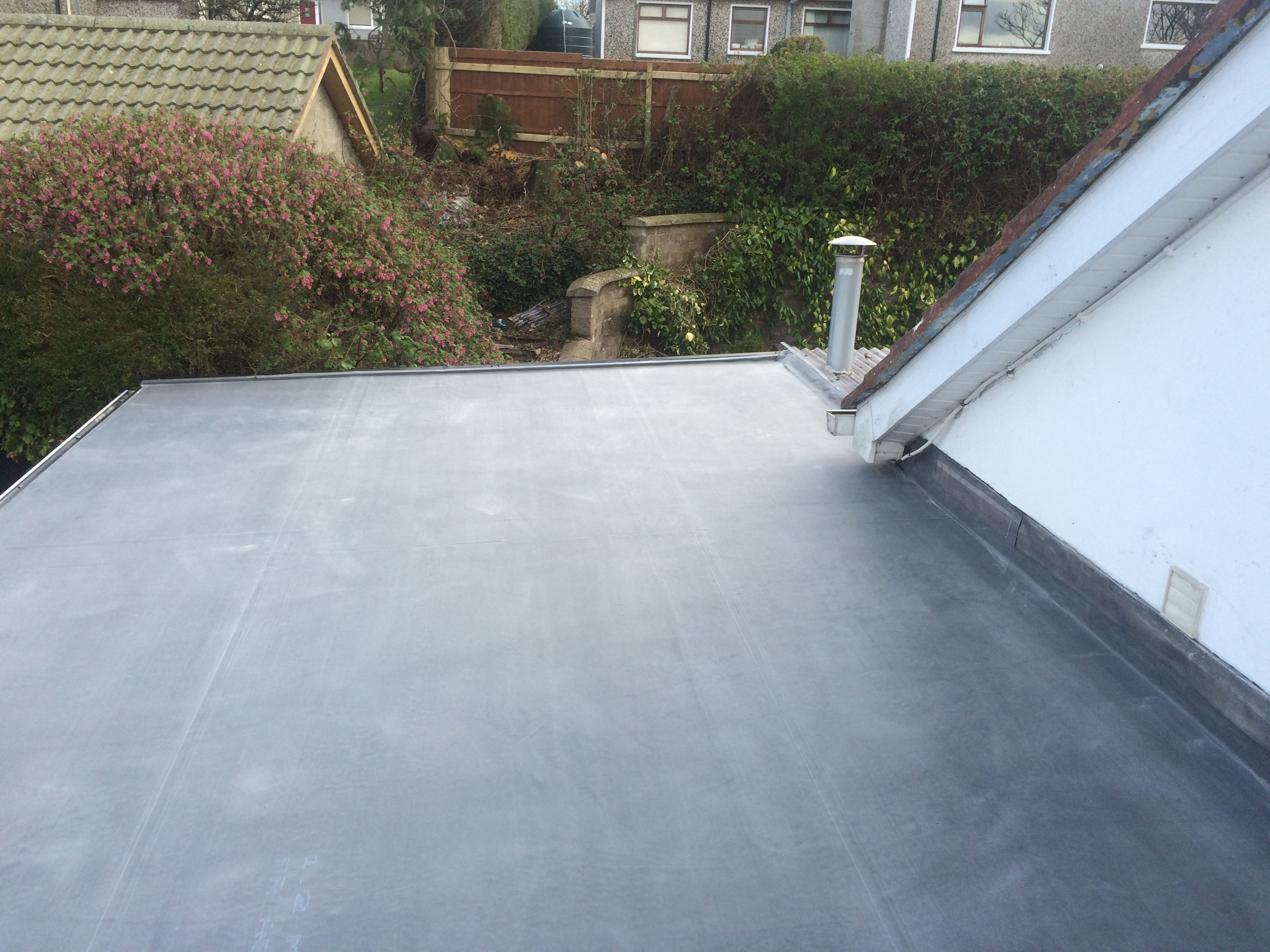 Omagh Re-Roof ClassicBond