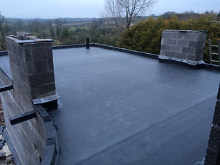 Flat Roof Balcony