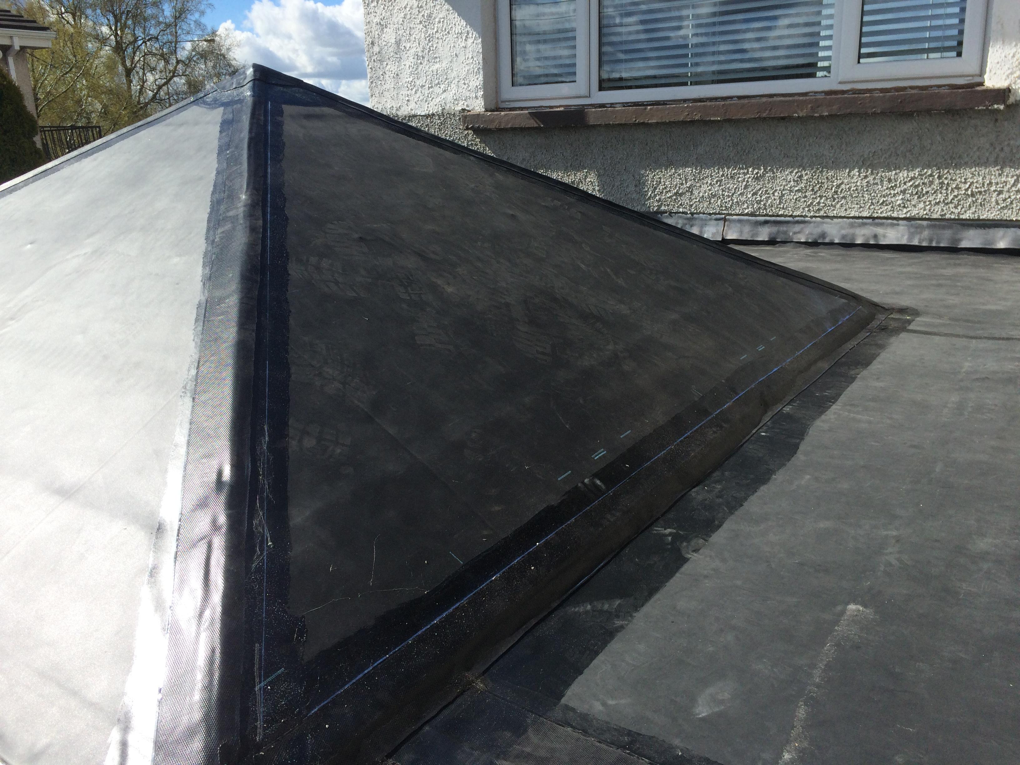 Belfast Pyramid Roof