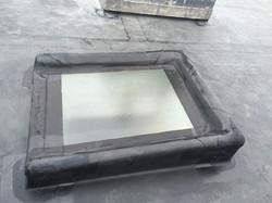 Existing Skylight Sealed