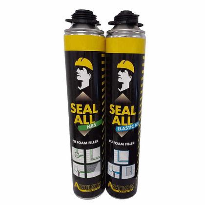 Seal All Expanding Foam Gun Grade 750ml