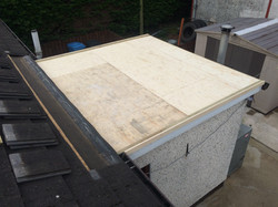 Clean,Dry & Solid Roof Deck