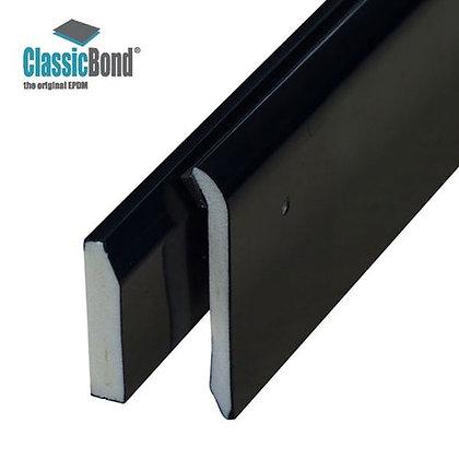 PVC GutterEdge Trim 2.5m Length