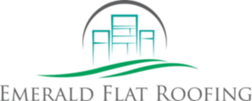 Emerald Flat Roofing Logo
