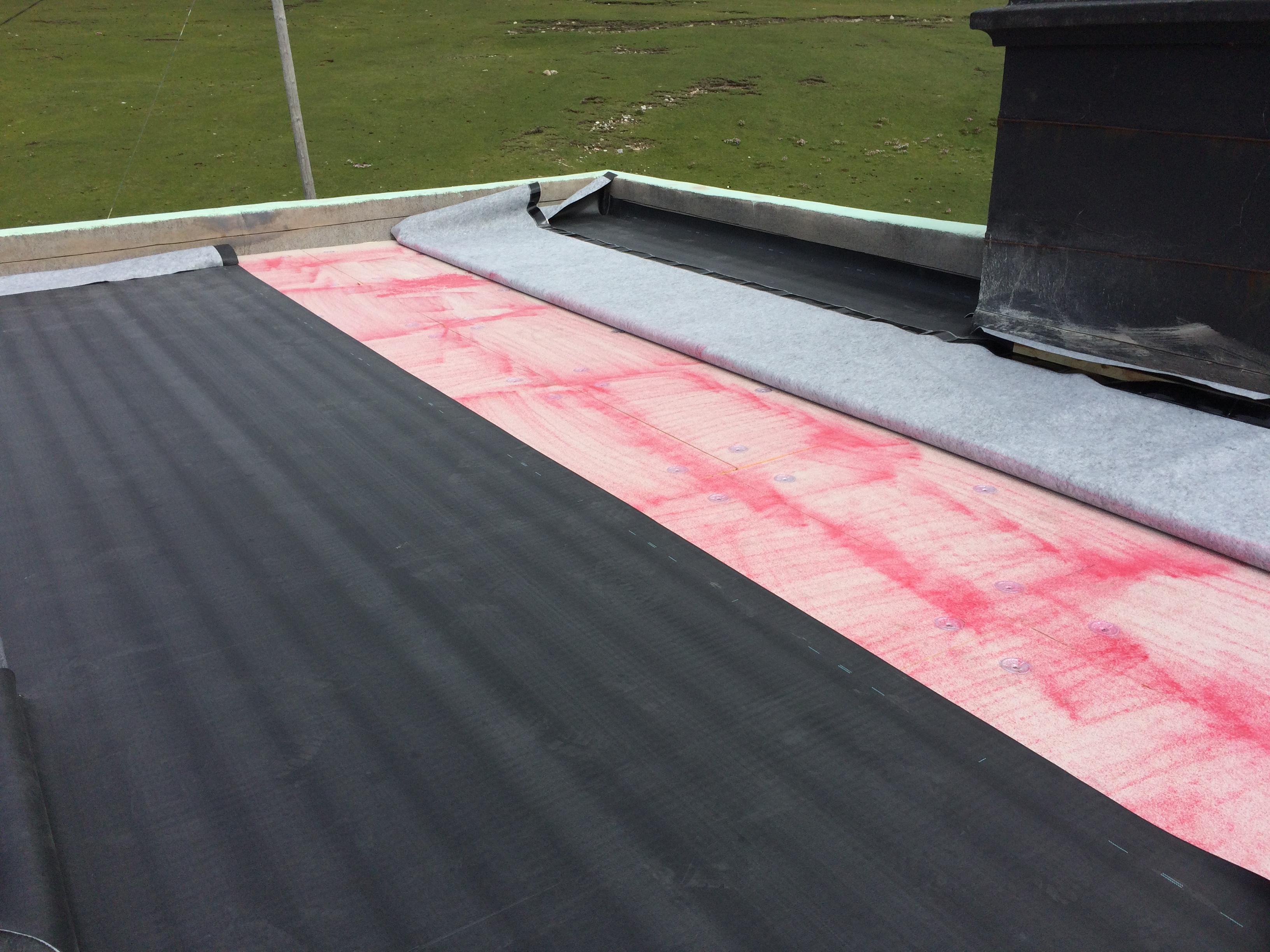 Polyurethane Glued Section