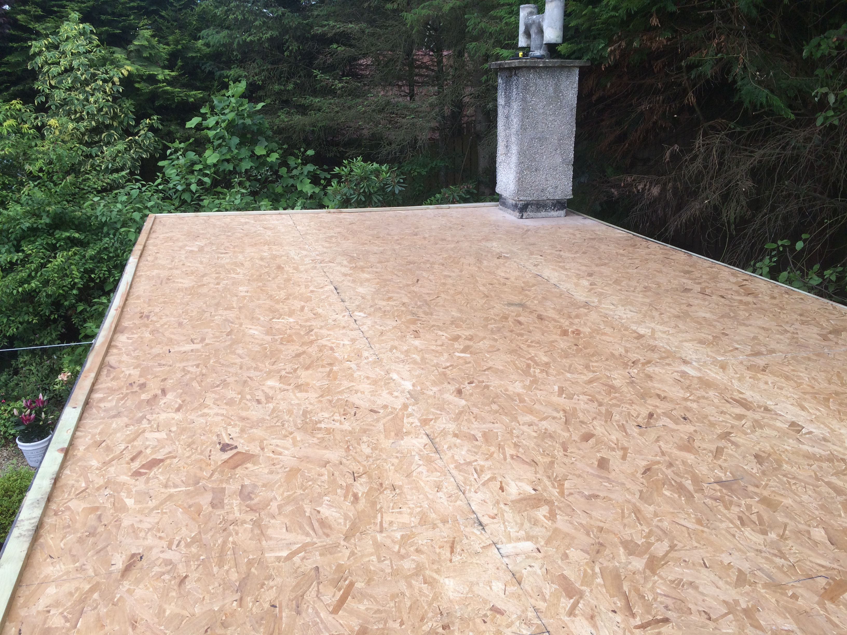 OSB3 Smartply Re-Deck