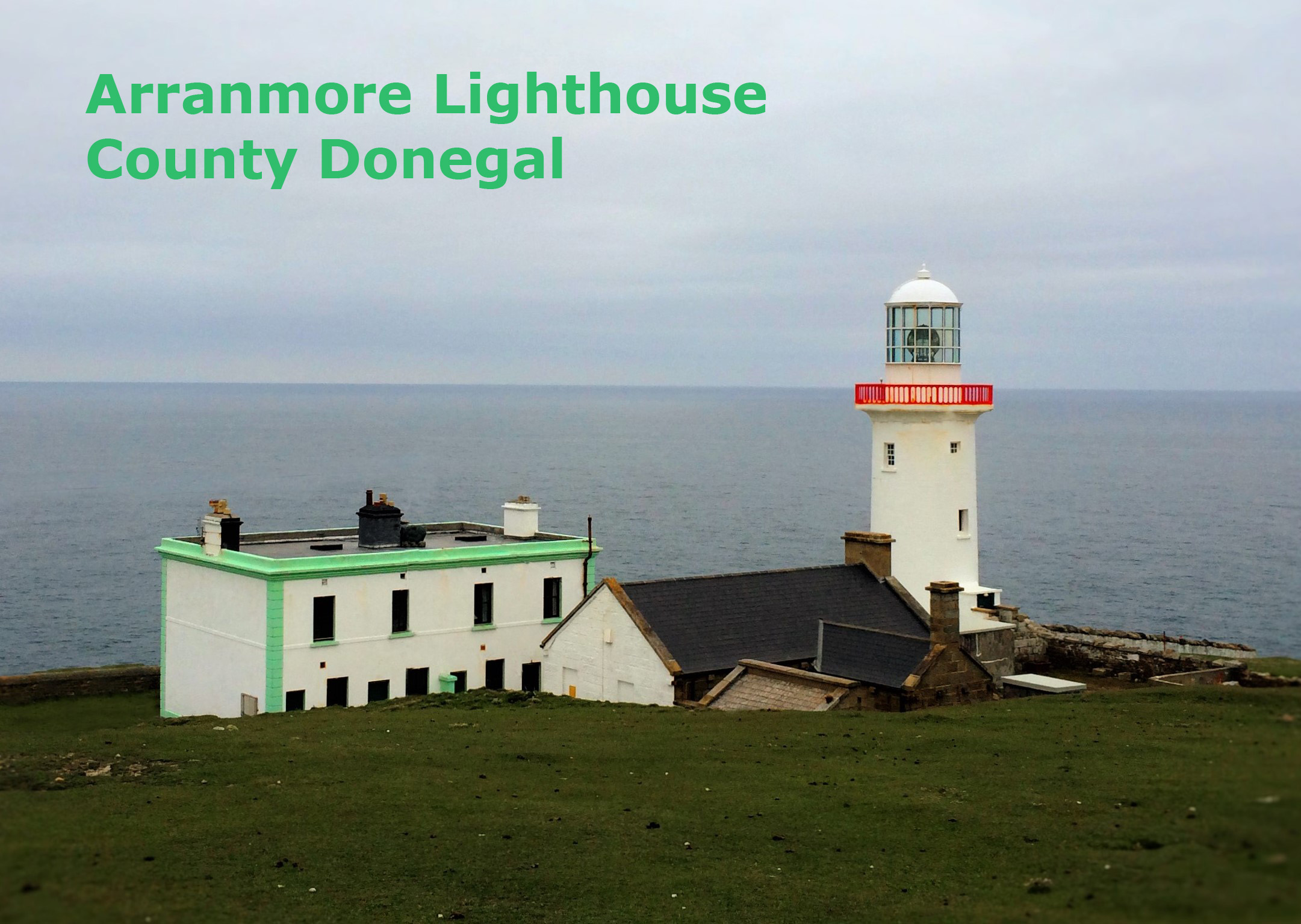 Arranmore Lighthouse Dwellings