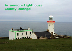 Arranmore Lighthouse Dwellings