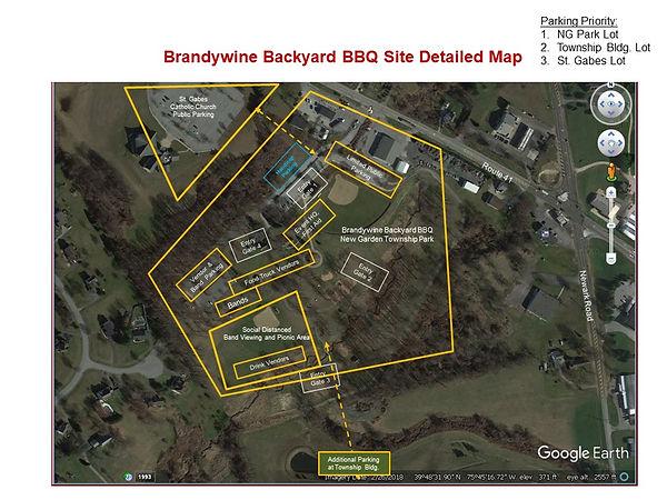 Brandywine Backyard BBQ Detailed Map 202