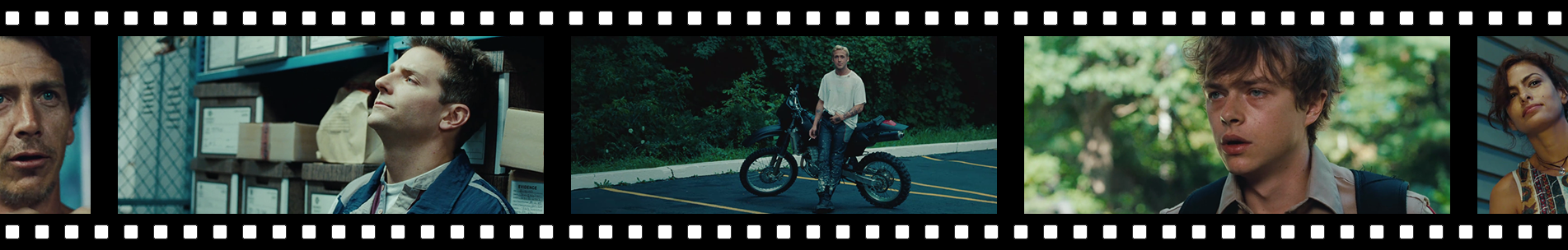 """Pellicule """"The Place Beyond The Pines"""""""