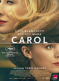 """Affiche """"Carol"""""""