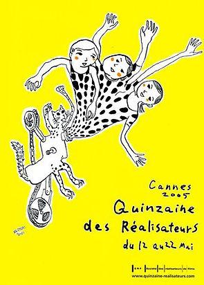Affiche Quinzaine Des Réalisateurs 2005