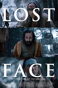 "Affiche ""Lost Face"""