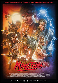 "Affiche ""Kung Fury"""