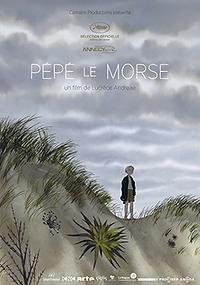 """Affiche """"Pépé Le Morse"""""""