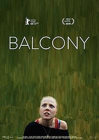 "Affiche ""Balcony"""