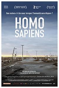 """Affiche """"Homo Sapiens"""""""