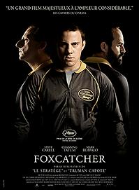 """Affiche """"Foxcatcher"""""""