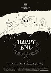 "Affiche ""Happy End"""