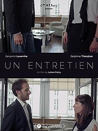 """Affiche """"Un Entretien"""""""
