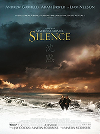 """Affiche """"Silence"""""""